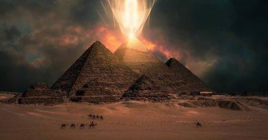 'Sistema único' de los antiguos egipcios para mover gigantescas piedras con que hicieron las pirámides