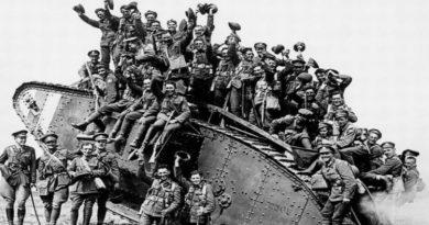 Hoy 11 de Noviembre Celebramos el Fin de la Primera guerra Mundial… Vea en aquí Vídeo que la resume en 7 Minutos…