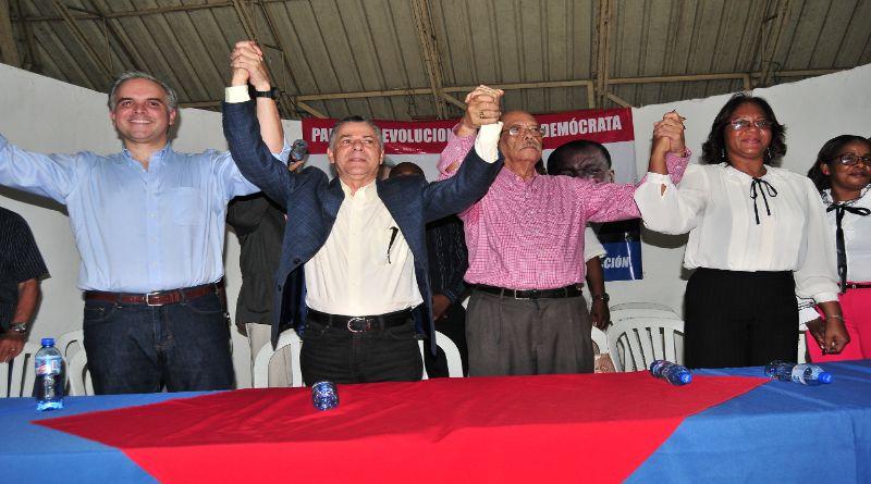 PRSD anuncia a Manuel Jiménez como su candidato a Alcalde por Santo Domingo Este