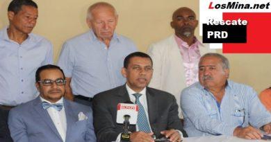 """""""Rescate del PRD"""" denuncian Miguel Vargas obstruye proceso TSE al PRD"""