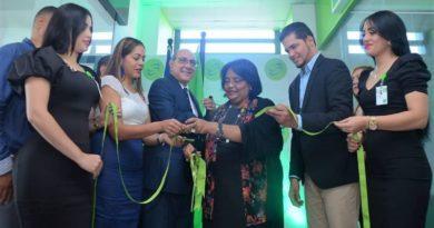 SeNaSa continúa acercando los servicios a sus usuarios; inaugura oficina en Moca