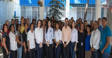Directora del INAIPI anuncia que la Estancia Infantil del sector Villas Agrícolas reiniciará los servicios el próximo lunes 17