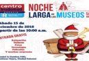 Centro Indotel participa en Noche Larga de los Museos Navidad 2018