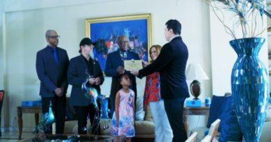 Johnny Ventura primer dominicano Embajador Cultural del Instituto Latino de la Música