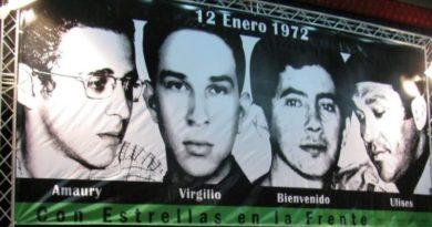 Conmemoran 47 años del Día de la Resistencia Heroica
