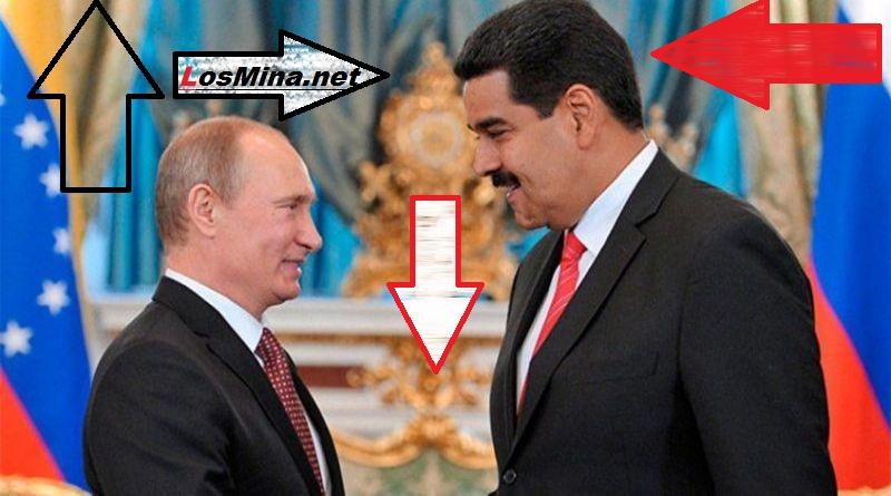 Rusia y Venezuela acuerdan para reestructurar la deuda venezolana