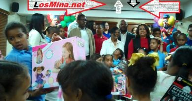 Video: Por qué la entrega de juguetes que hizo Jacinta Estevez en SDE es especial?