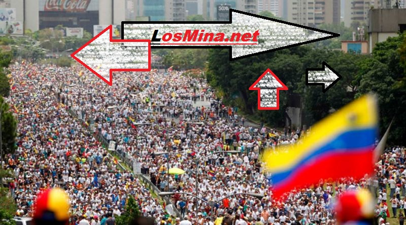 "Asombrosa Marcha Multitudinaria en Venezuela "" No queremos a Maduro, tenemos Hambre """