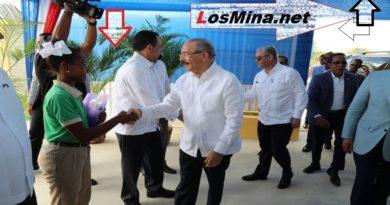 Danilo Medina entrega nuevos centros educativos en la Altagracia a más de 1,100 estudiantes de Bávaro y Bayahibe