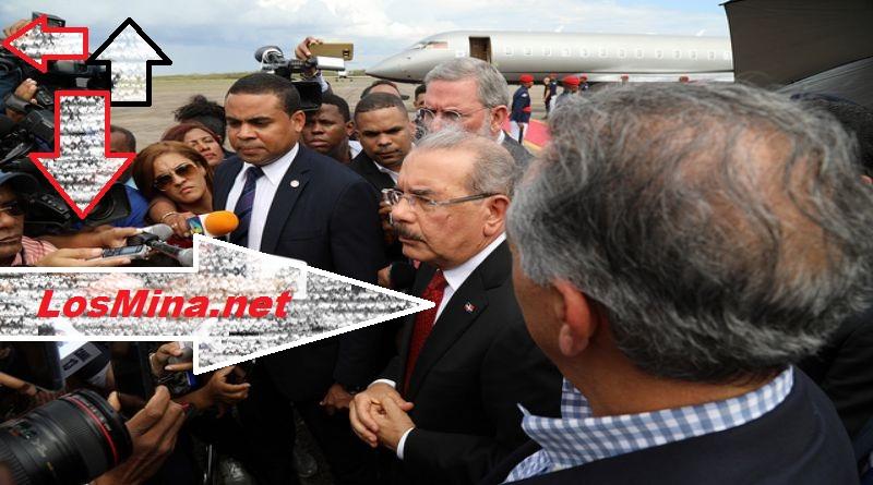 Tras reunión con Donald Trump Danilo Medina resalta interés en cooperar con el Caribe