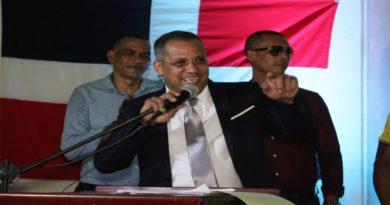"""Alexis Disla: """"Comparar el ranking de Danilo con el presidente de México se constituye una blasfemia."""""""