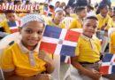 Inicia año escolar 2019-2020 encabezado por el presidente Danilo Medina en Santiago