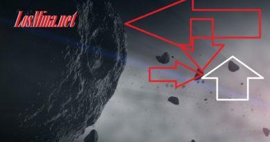 Dos peligrosos asteroidesse acercarán a la Tierra este miércoles ( Vídeo )