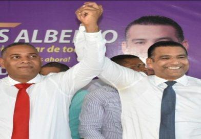 Carlos José Gil y Luis Alberto Tejeda hacen público pacto electoral en SDE