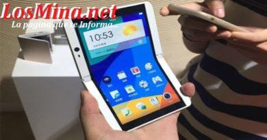 Rediseño del móvil plegable Huawei Mate X es presentado en imágenes publicas