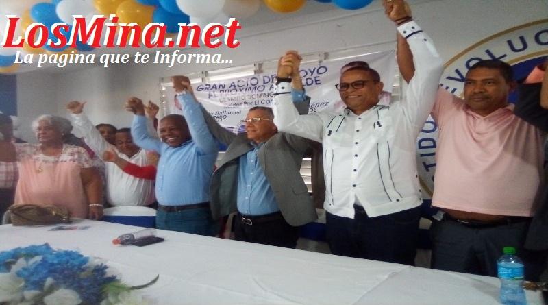 MANUEL JIMÉNEZ sera el próximo alcalde de SDE según aspirante a Diputado GILBERTO BALBUENA
