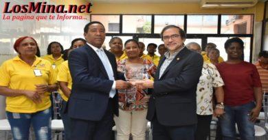 Comedores del Estado es clave en lucha contra desnutrición en RD según representante PMA
