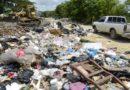 En San Luis piden eliminen vertedero a cielo abierto, moradores llevan 14 años  llenos de desechos y metales.