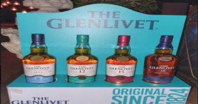 WHISKY THE GLENLIVET ESTRENA NUEVA IMAGEN