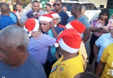 Comedores Económicos da la bienvenida a la Navidad