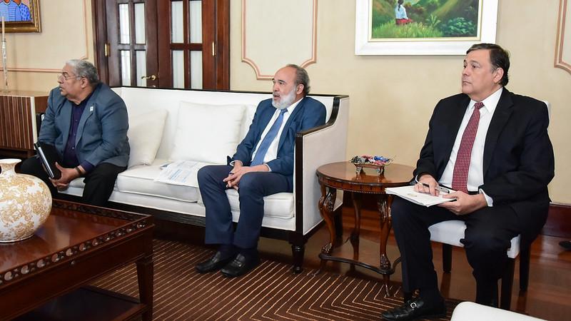 Presidente Danilo Medina conoce avances en construcción de ...