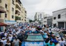 """En DN miles de ciudadanos brindan apoyo Carolina en  """"Gran Caravana de la Capital"""""""