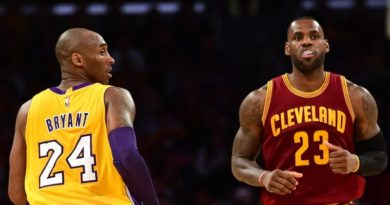 VIDEO: LeBron James devastado llora noticia de muerte de Kobe Bryant  en Aeropuerto