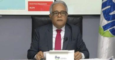 Ministro de Salud apoya prolongación del estado de emergencia solicitado por el Poder Ejecutivo Oposición Política no apoyara la medida.