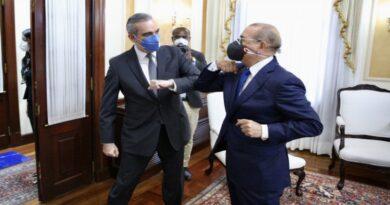 VIDEO e Imágenes: Presidente Danilo Medina y presidente electo, Luis Abinader encabezan inicio de transición hacia Gobierno se instalará próximo 16 de agosto