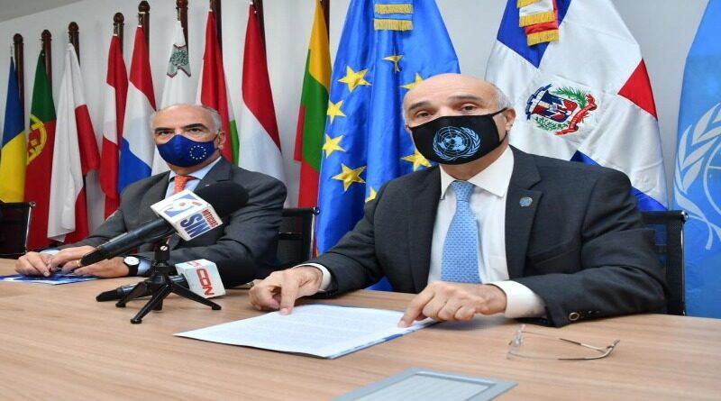 Unión Europea y Naciones Unidas lanzan Premio de Derechos Humanos en República Dominicana