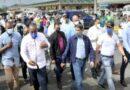 Disponen traslado Mercado de Pulgas a terrenos Merca Santo Domingo