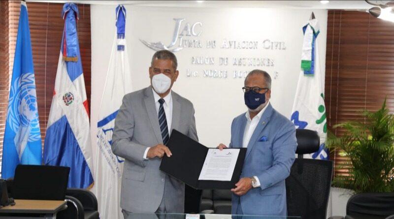 MAP y JAC firman acuerdo para evaluar desempeño institucional