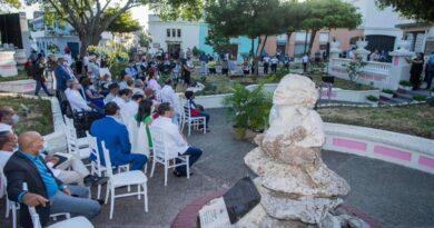 (VIDEO) Banreservas y el ADN inician en la Ciudad Colonialinauguración de 80 parques y plazas remozadas