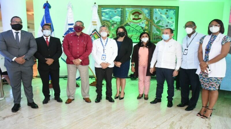 OPTIC y Ayuntamiento Santo Domingo Este firman acuerdo impulsará municipio como Ciudad Inteligente