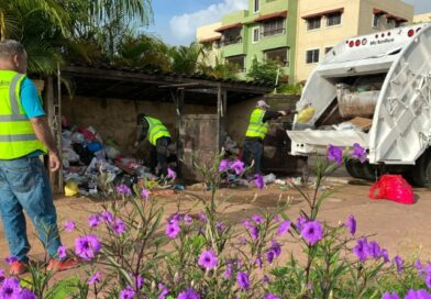 ASDE rescinde contrato con empresa y asume recogida de basura en circunscripción 3
