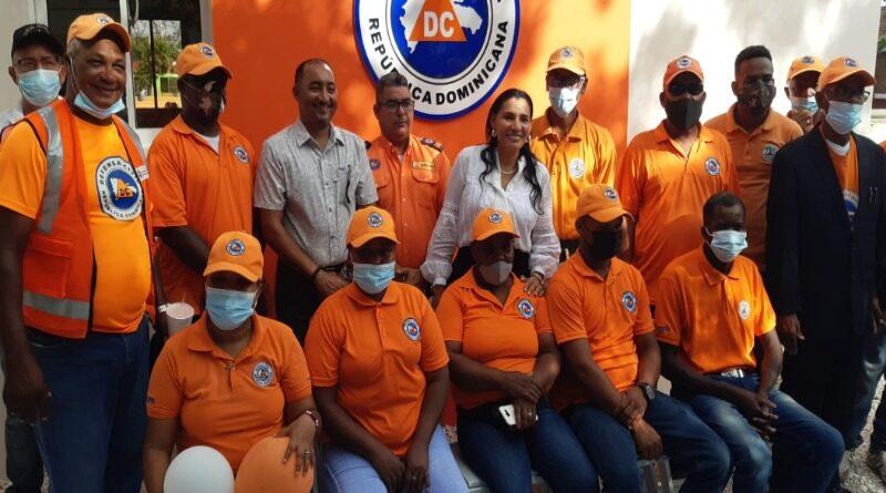 Distrito Municipal turístico Verón Punta Cana Tiene su cuartel de la Defensa Civil tras 20 años de espera