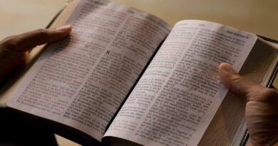 """Instituto exhorta a celebrar el Día Nacional de la Biblial, """"Biblia en mano"""", en Los Jardines del Norte"""