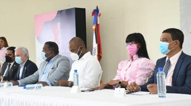 Desarrollarán jornada de detección y prevención de cáncer, primera eta incluira sector Los Mina