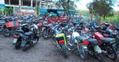Extienden plazo de fiscalización de motocicletas en el Gran Santo Domingo