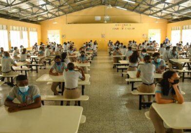 Regional 10-Educación inicia Jornada Escolar Extendida con mayor contenido para los aprendizajes